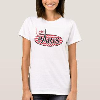 Paris; Sparre för AlizarinCrimson T Shirt