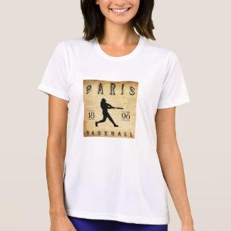 Paris Texas baseball 1896 T Shirts
