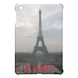 PARIS vadderar jag fodral iPad Mini Skal