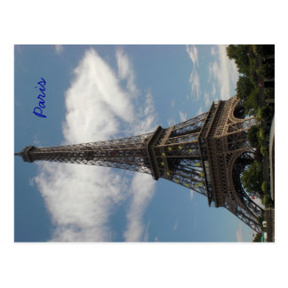 Paris vykort
