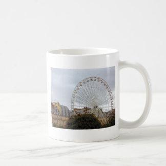 Pariserhjul - Paris, frankrike Kaffemugg