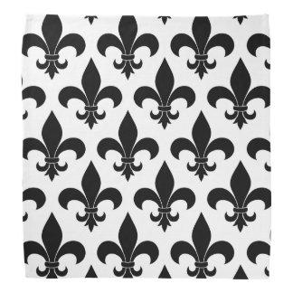 Parisian design för franskfleur de lis mönster bandana