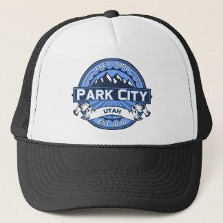 Park City blått Keps