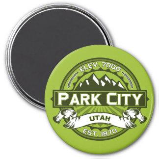 Park City grönt Magnet