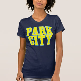 Park City gult Tee