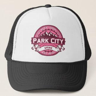 Park City kaprifol Truckerkeps