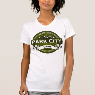Park City logotypoliv T-shirts