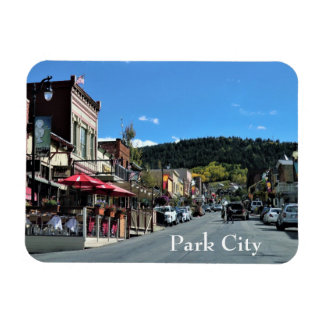 Park City Utah magnet