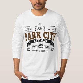 Park City vintagemocka Tee Shirt