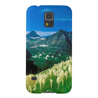 Parkera den Highline slingaglaciären Montana Galaxy S5 Fodral