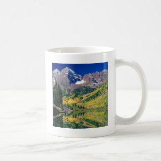Parkera den rödbruna Klockor White River skogen Kaffemugg