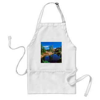 Parkera indigoblå drömRampart sjöar Wenatchee Förkläde
