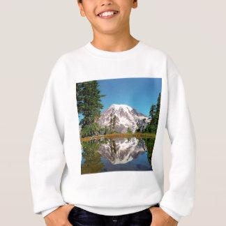 Parkera Tahomas mer regnig tittar exponeringsglas T-shirts