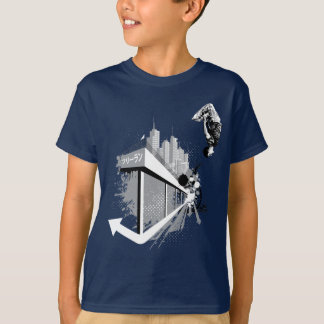 Parkour Backflip T Shirts