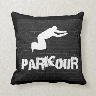 Parkour dekorativ kudde