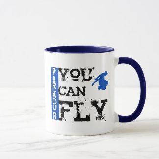 Parkour - du kan flyga