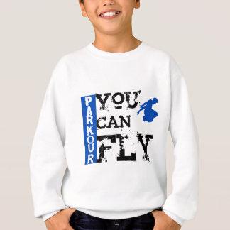 Parkour - du kan flyga t shirts