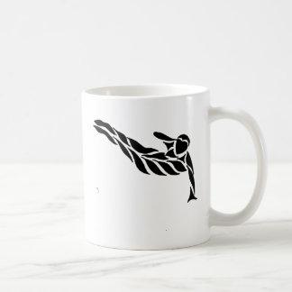 Parkour honnör kaffemugg