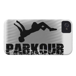 Parkour iPhone 4 Case-Mate Skydd