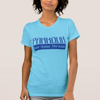 Parkour O.U.T. Blått Tröjor