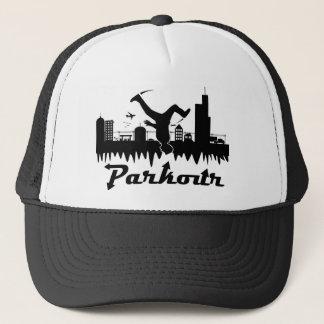 Parkour stad keps
