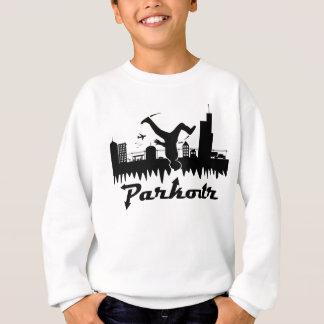 Parkour stad tee