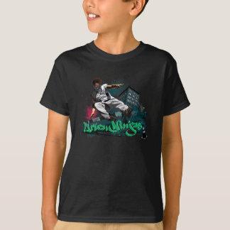 Parkour - stads- Ninjas skjorta Tröjor