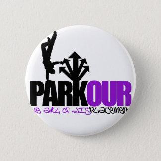 Parkour Standard Knapp Rund 5.7 Cm