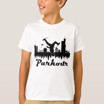 Parkour Tshirts