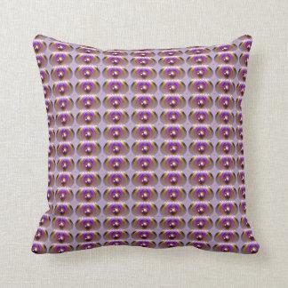 Pärlemorfärg dekorativ kudde för royal