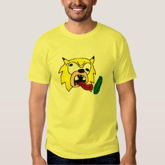 """Parodin """"för den original- skapelsen"""" tänder t-shirt"""