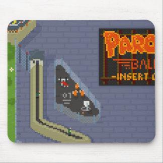 PAROLEBALL - PAROLEPAD Mousepad Musmatta