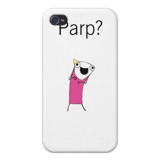 Parp iphone case iPhone 4 fodraler