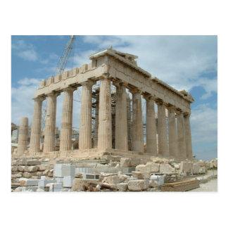 Parthenon - Athens Vykort