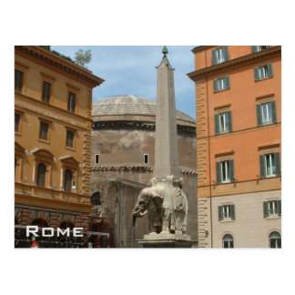 Parthenon - Rome Vykort