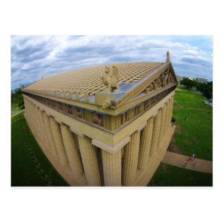 Parthenon Vykort