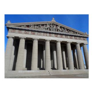 Parthenonen, Nashville Vykort