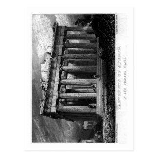 Parthenonen Vykort