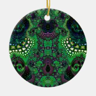Particularized prydnad för Dreamtime variation 8 Julgransprydnad Keramik