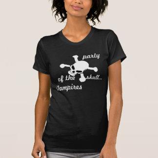 Party av vampyrerna t-shirt