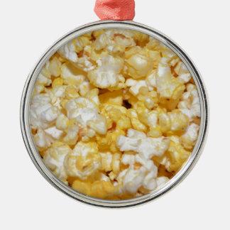 Party för Popcorn för mellanmålmatkök Crunchy salt Julgransprydnad Metall
