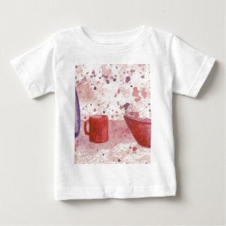 Party som flyr konsten för bunkeCricketDiane kaffe Tee Shirts