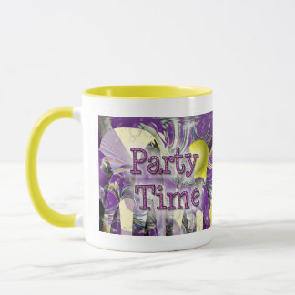 Party Time Mugg