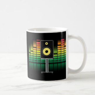 Partybakgrund Kaffemugg