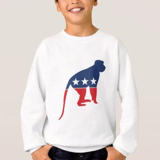 Partydjur - apa t-shirts