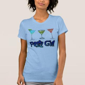 Partyflicka (blått) tröja