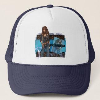 Partyflicka - hatt truckerkeps