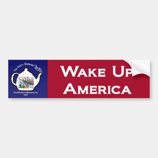 Partyvak för Tea TP0101 upp den Amerika bildekalet Bildekal