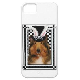 Påsk - någon kanin älskar dig - Collie Natalie iPhone 5 Case-Mate Fodral