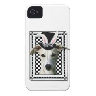 Påsk - någon kanin älskar dig - Whippet iPhone 4 Cover